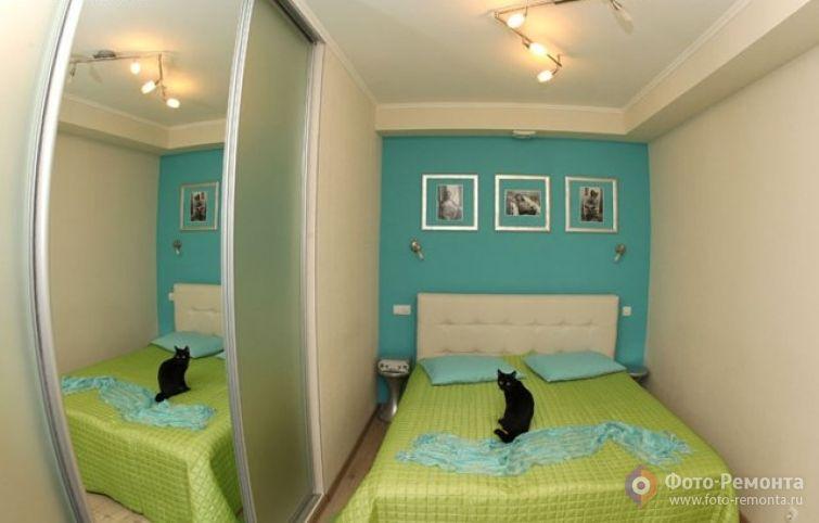 Дизайн спальни в хрущевке своими руками