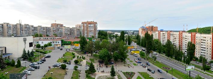 город Обухов
