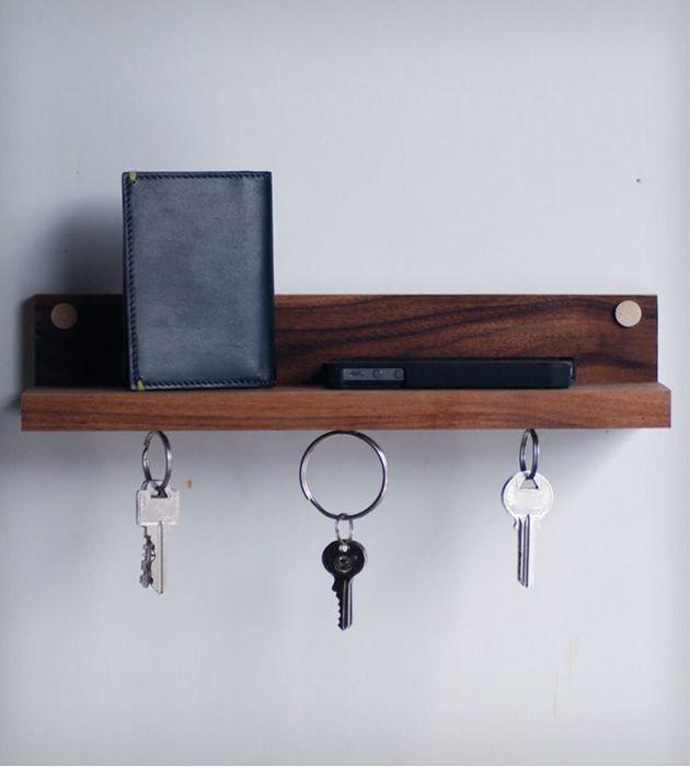 Для ключей в коридор своими руками